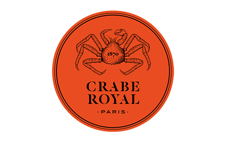 crabe royal logo